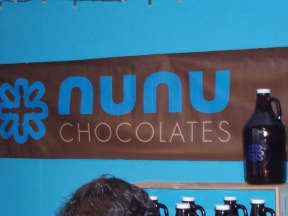 nunu chocolates, photo(c) nunette colour