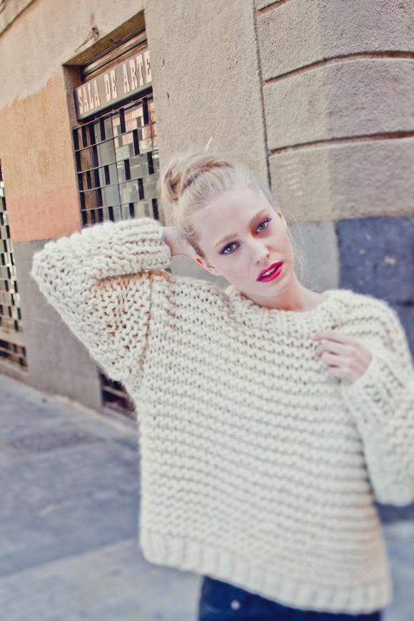 nolita sweater von we are knitters