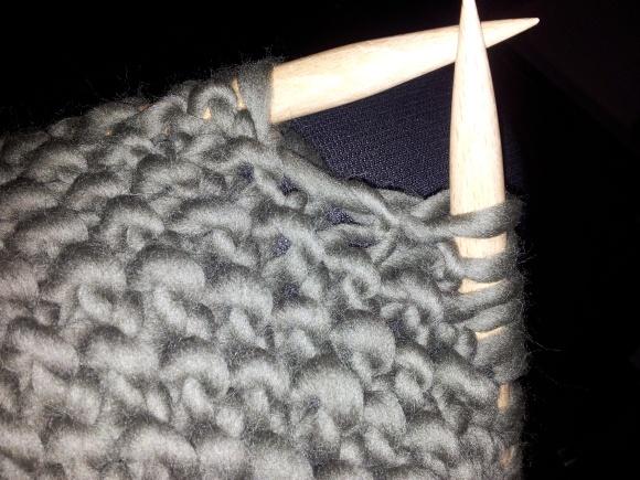 We are Knitters Vertigo