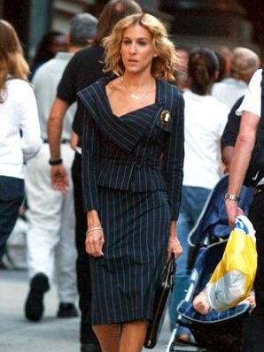 http://charityshopchic.net/2012/10/31/carrie-bradshaw-month-2-drunk-at-vogue/#more-1412