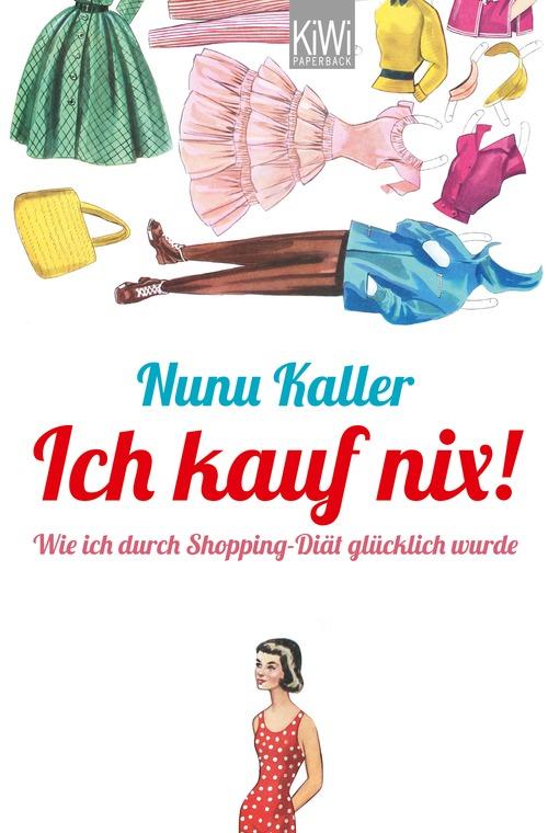 Das Buch | Ich kauf nix!