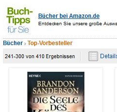 top vorbesteller amazon1