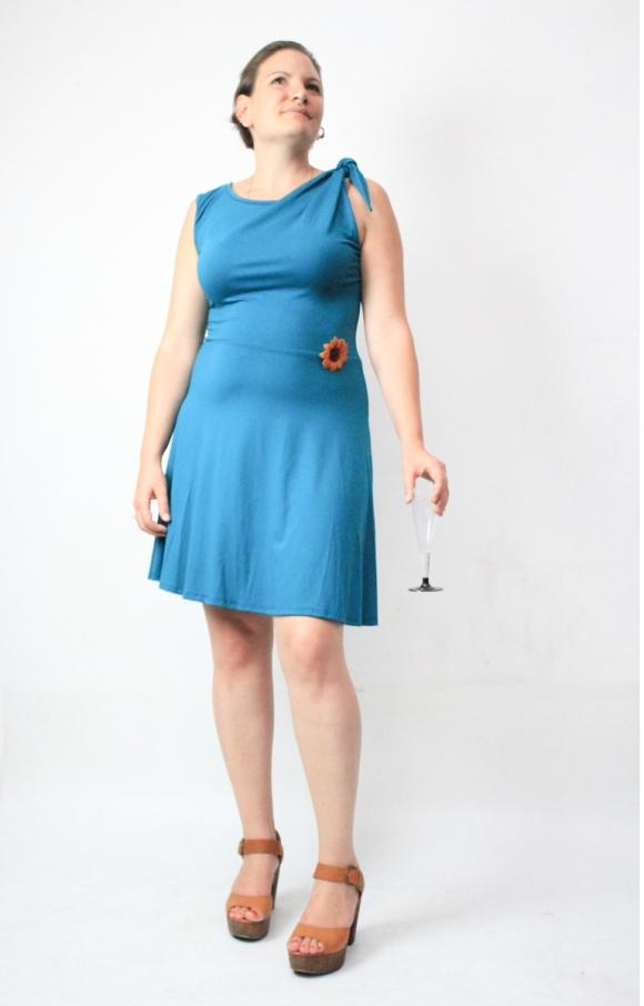 Mein Lieblingsfoto von Ruth :) Wo das Kleid her ist, das steht dann im oben  verlinkten Facebookalbum ;)