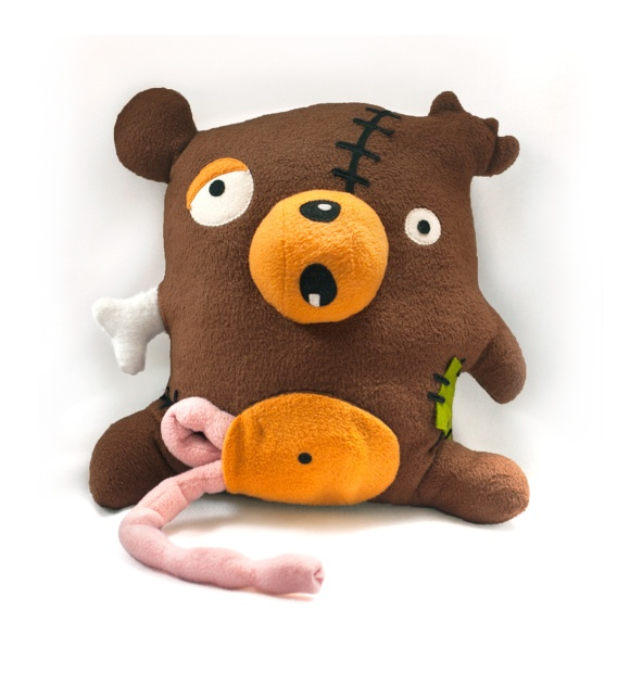(c) http://gotopatterns.com/collections/all/products/zombie-bear-softie