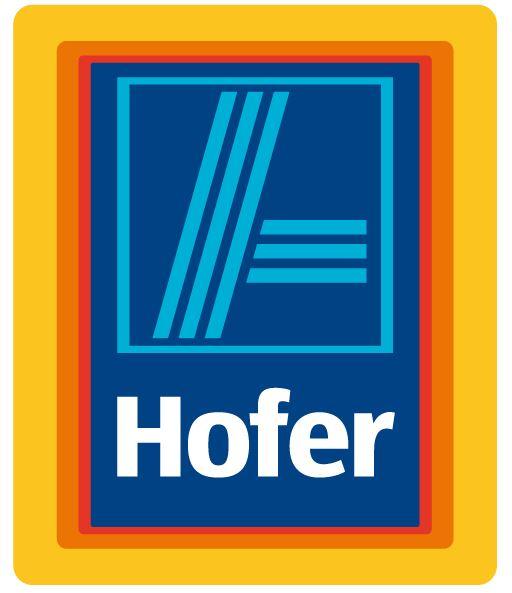 Und bitte, wie toll Seventies ist eigentlich das Hofer-Logo? Dass das ein A im Logo ist, ist echt allen wurscht. :D (c) Wikimedia