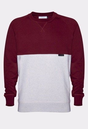 rotholz-yuhi-sweatshirt-burgundy-cream-1
