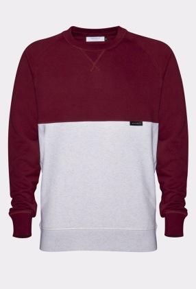 rotholz-yuhi-sweatshirt-burgundy-cream-1
