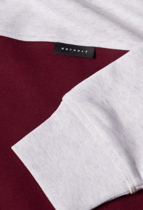 rotholz-yuhi-sweatshirt-cream-burgundy-3